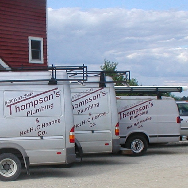 Thompson's Plumbing & Heating image 3
