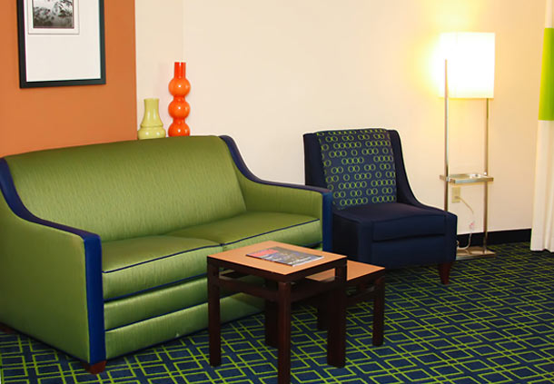 Fairfield Inn & Suites by Marriott Muskogee image 9