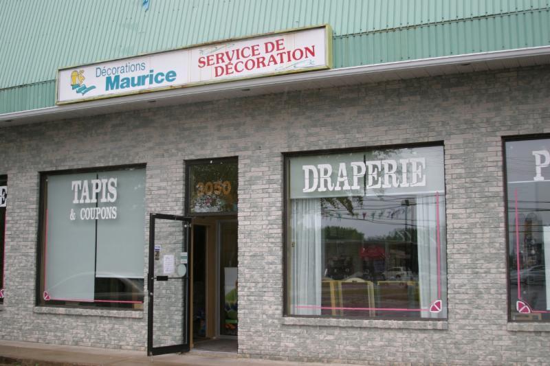 Décorations Maurice à Sainte-Marthe-Sur-Le-Lac