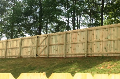 Custom Fence, LLC. image 5