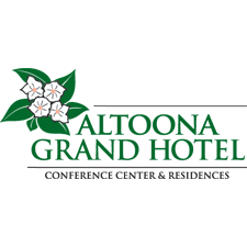 Hotels & Motels in PA Altoona 16601 Altoona Grand Hotel 1 Sheraton Dr  (814)946-1631