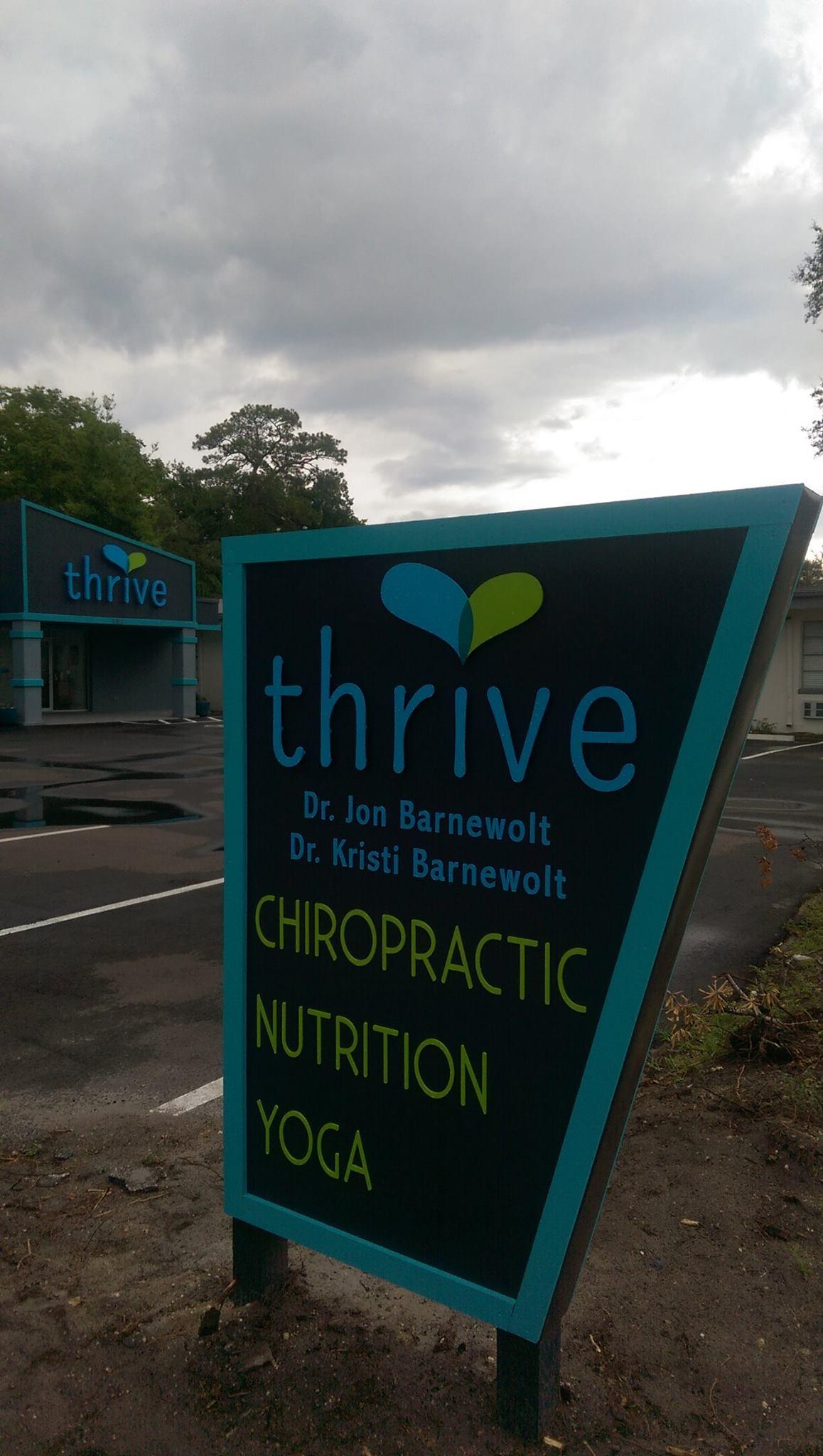 Thrive Chiropractic, Nutrition & Yoga, LLC image 3