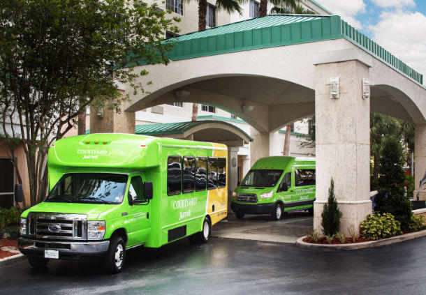 Courtyard by Marriott Fort Lauderdale Airport & Cruise Port image 9