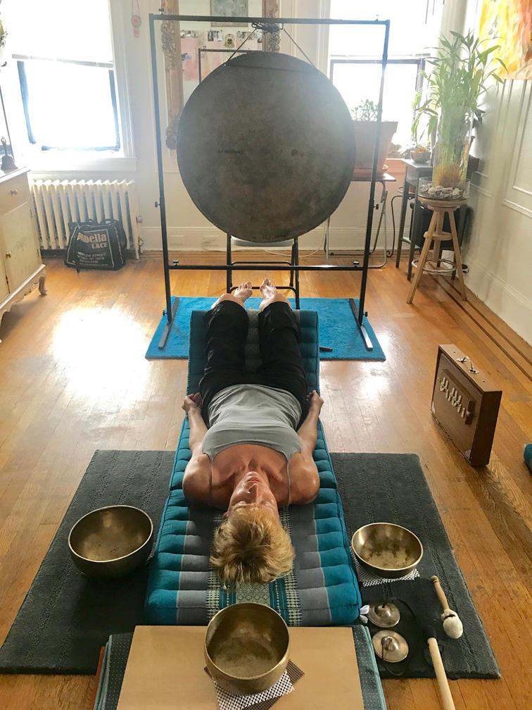 Sound Healing and REIKI by Derrick Little