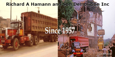 RICK HAMANN AND SONS DEMOLITION INC image 0