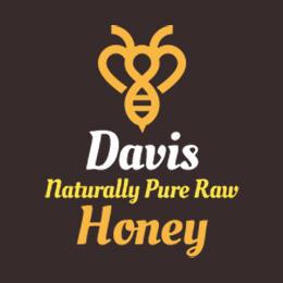 Davis Naturally Pure Raw Honey