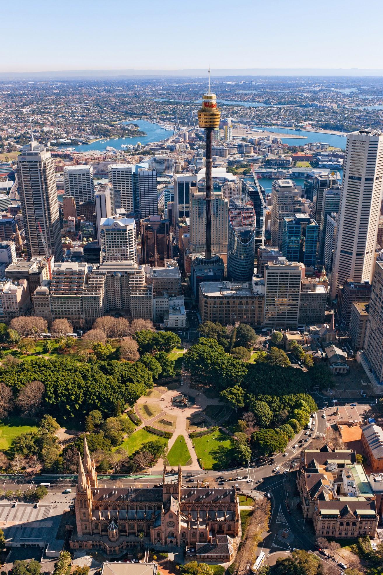 Sydney Tower Eye
