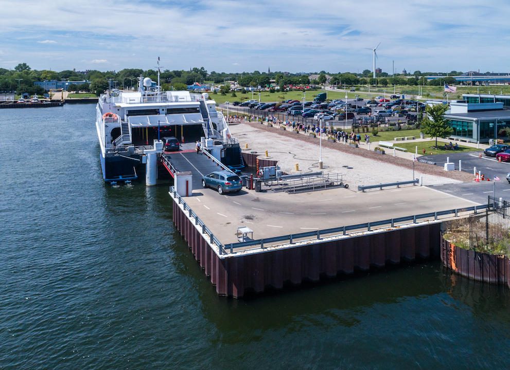 Lake Express High-Speed Ferry