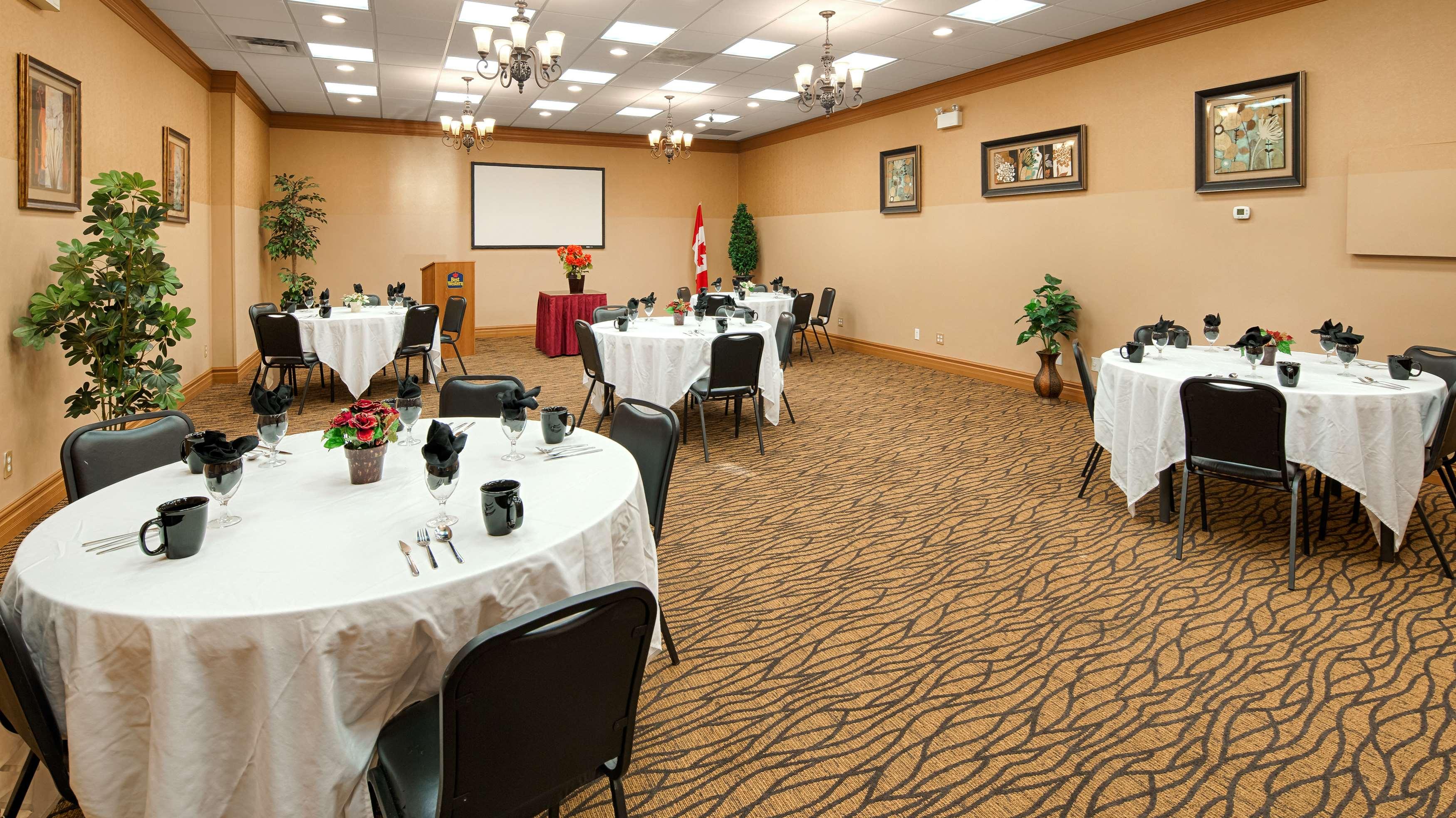 Best Western Marquis Inn & Suites in Prince Albert: Meeting Room