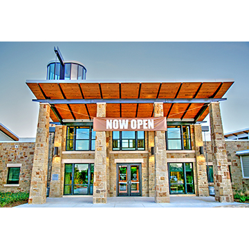 Oak Point Nature & Retreat Center - Plano Parks & Recreation Administrative Offices