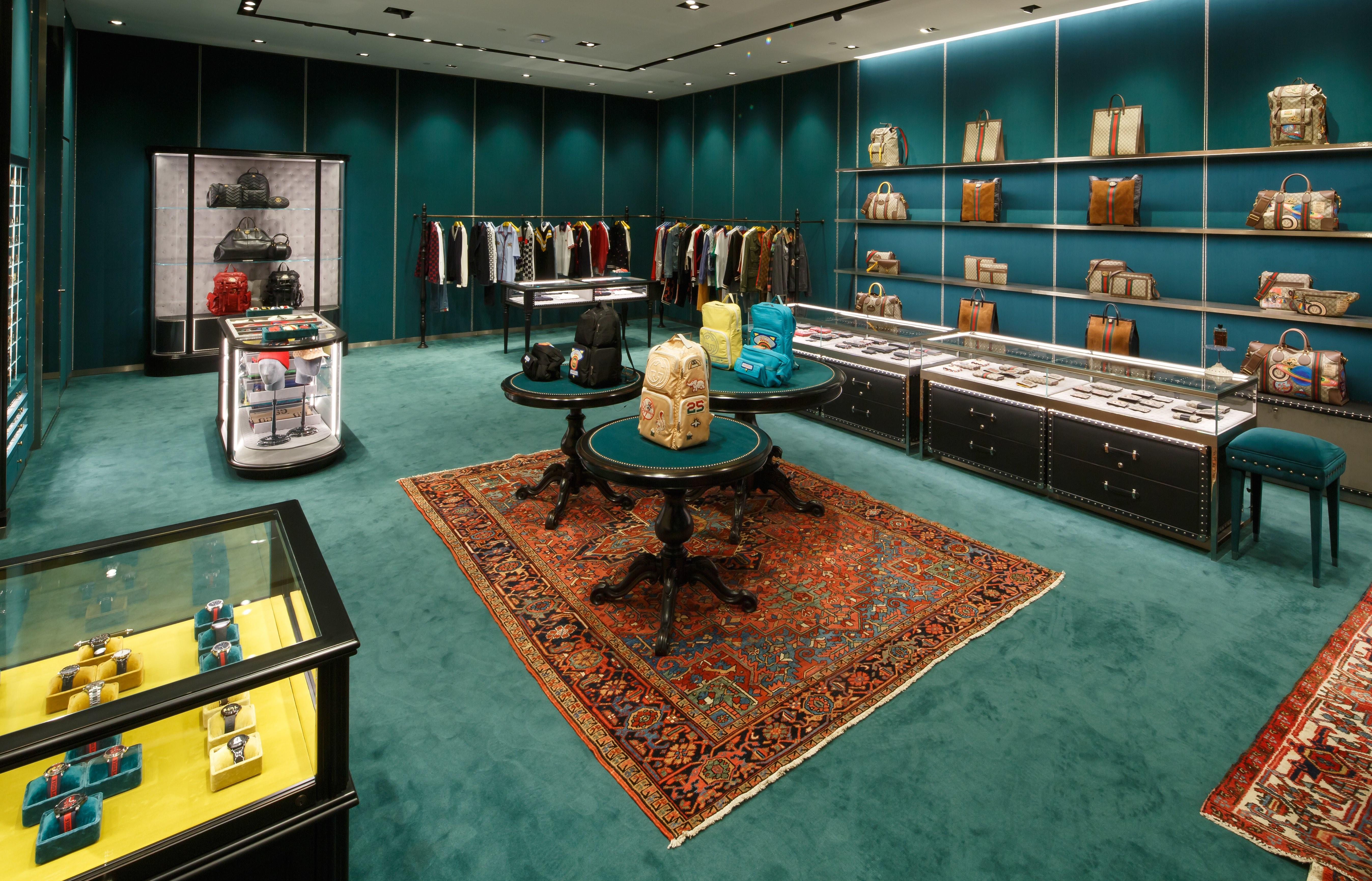 Gucci at Phipps Plaza image 8