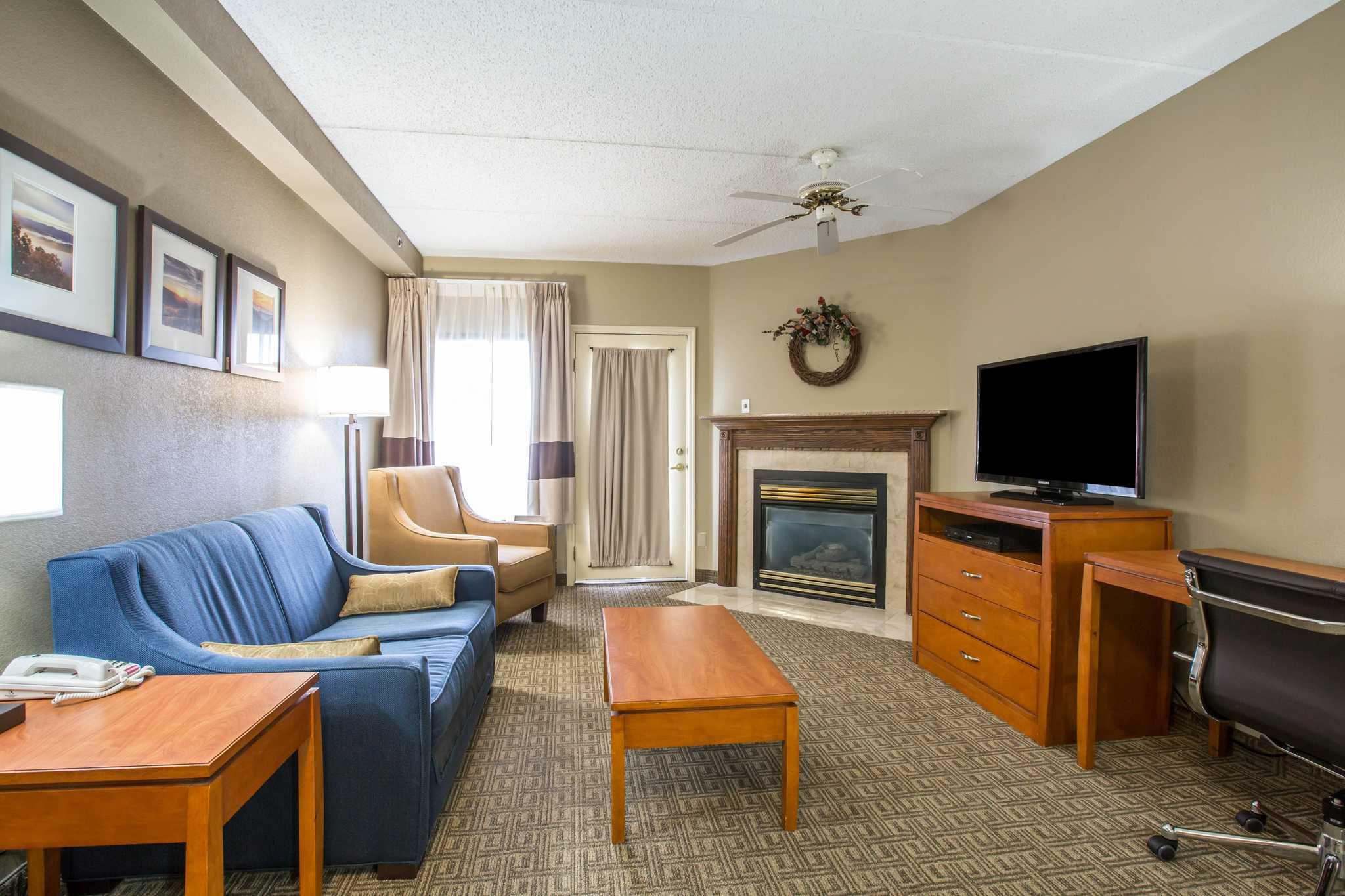 Comfort Suites Mountain Mile Area image 10