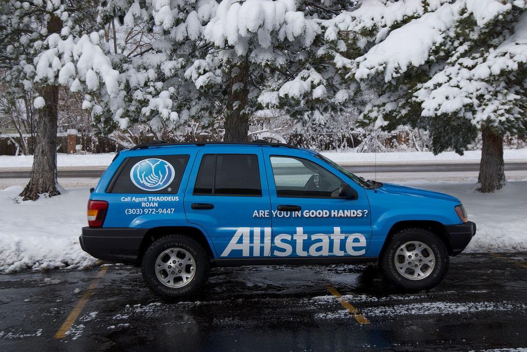 Allstate Insurance Agent: Thaddeus Roan image 3