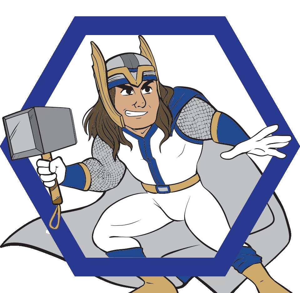 Wordpress Superheroes image 1