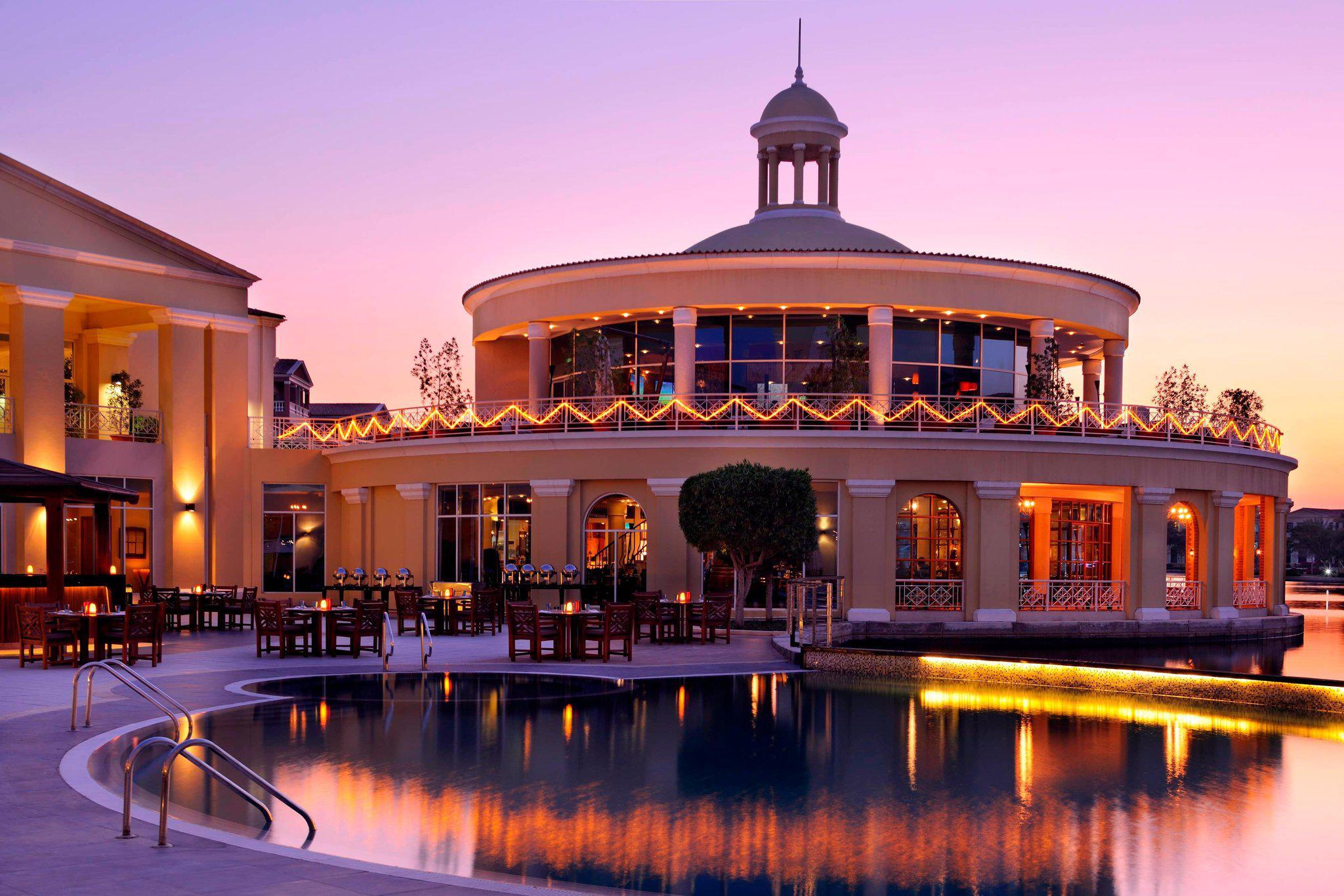 Courtyard by Marriott Dubai, Green Community