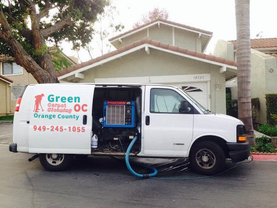 Green Carpet Cleaning Orange County image 3
