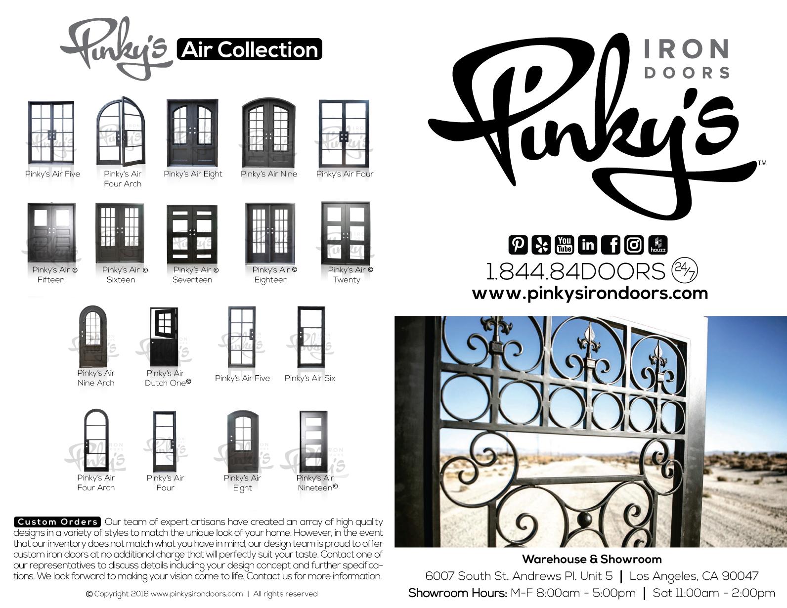 Pinky's Iron Doors image 22