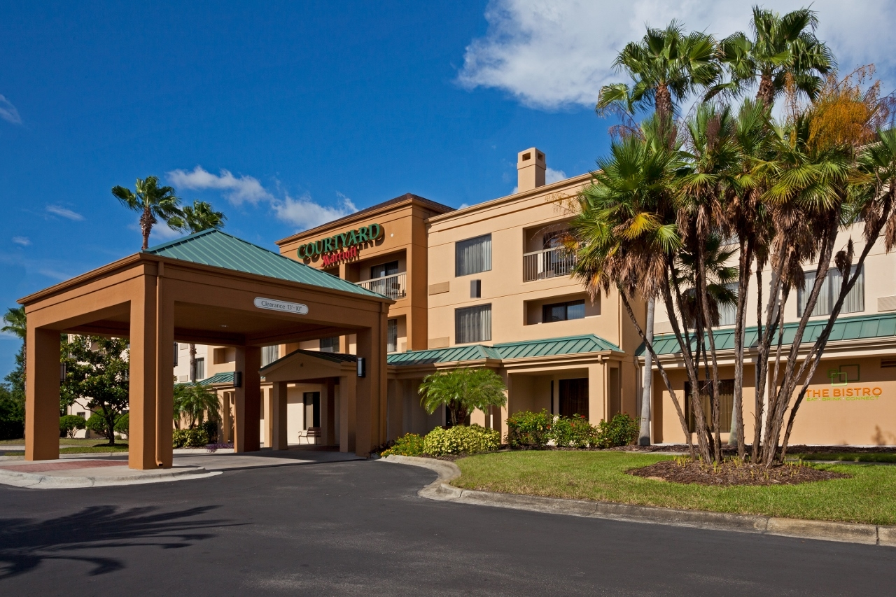 Courtyard By Marriott Tampa Brandon Tampa Fl Company Page