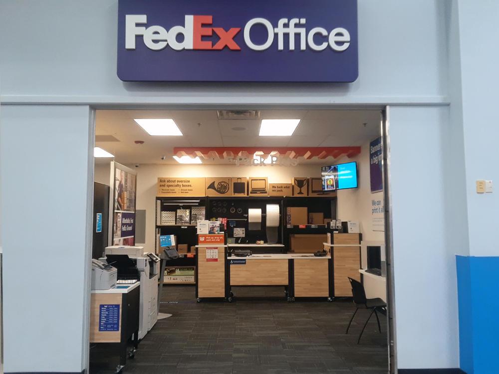 FedEx Office Print & Ship Center (Inside Walmart) image 0