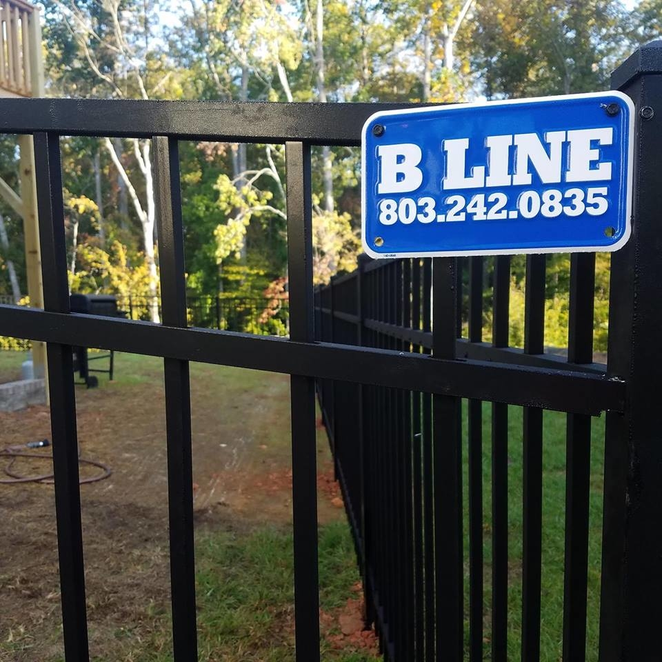 B Line Fencing & Services LLC image 0