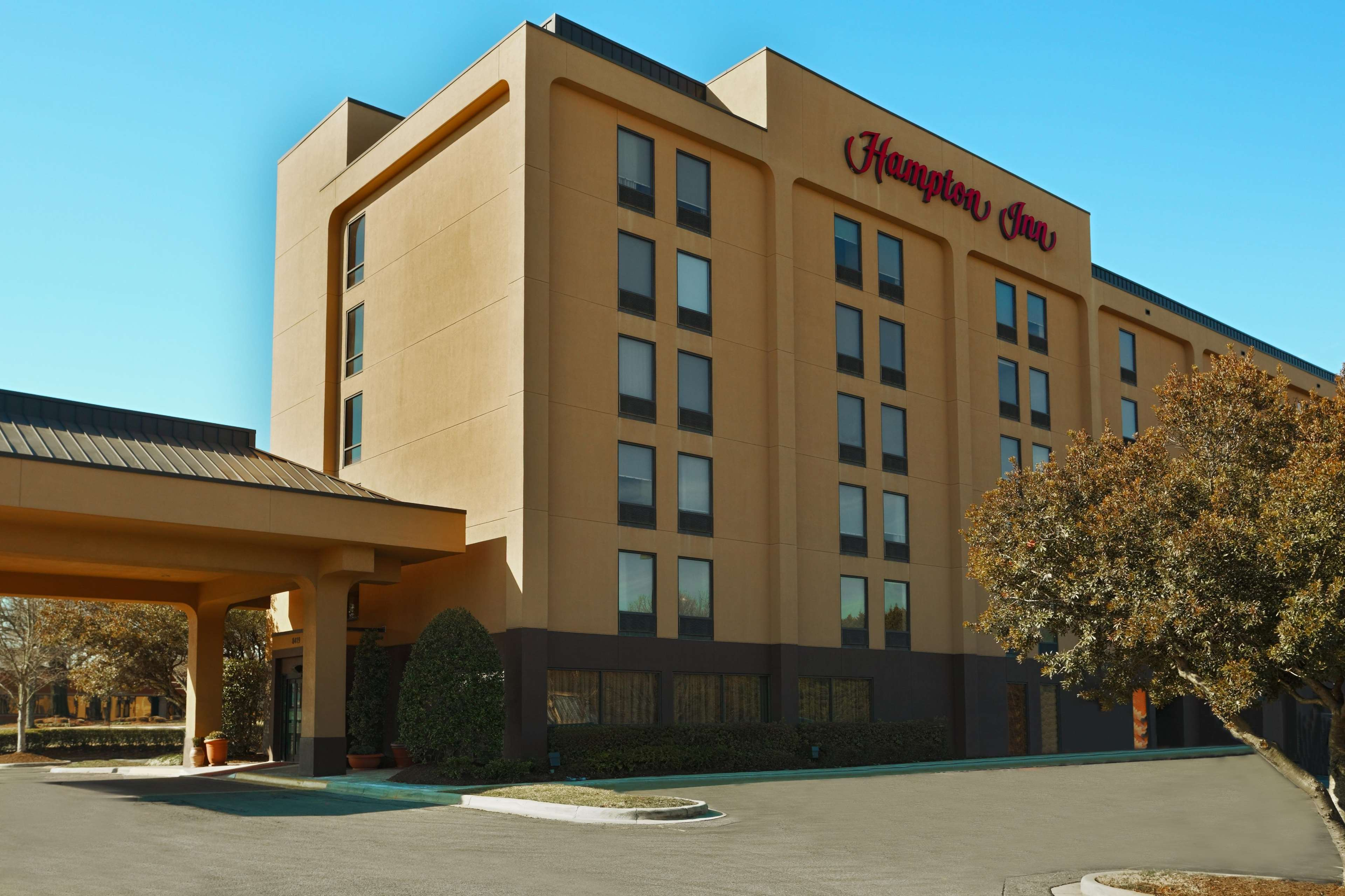 Hampton Inn Charlotte-University Place image 0