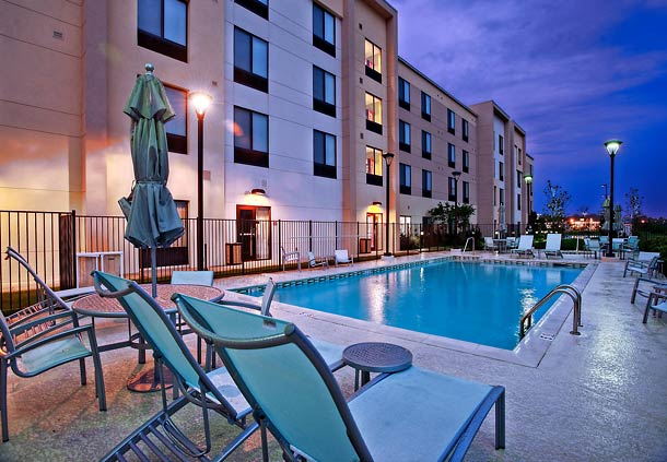 SpringHill Suites by Marriott Baton Rouge North/Airport image 2