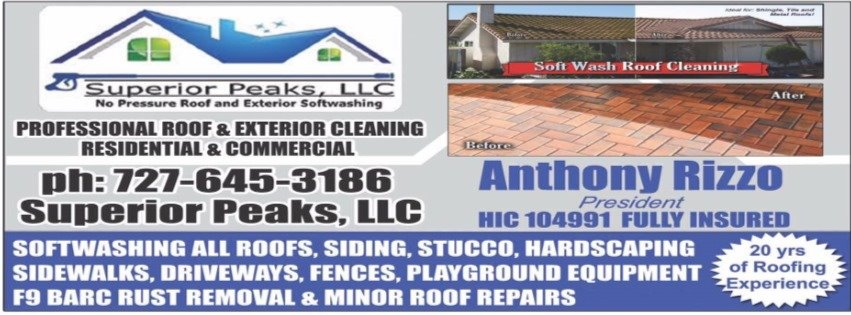 Superior Peaks, LLC Professional Roof & Exterior Cleaning image 0