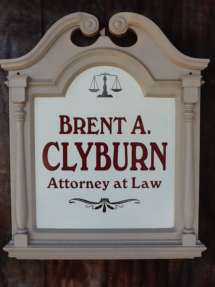 Brent A Clyburn Law Office - ad image