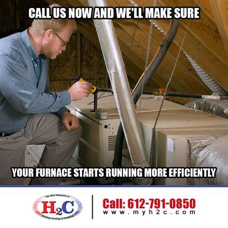 H2C Heating, Cooling and Plumbing image 14