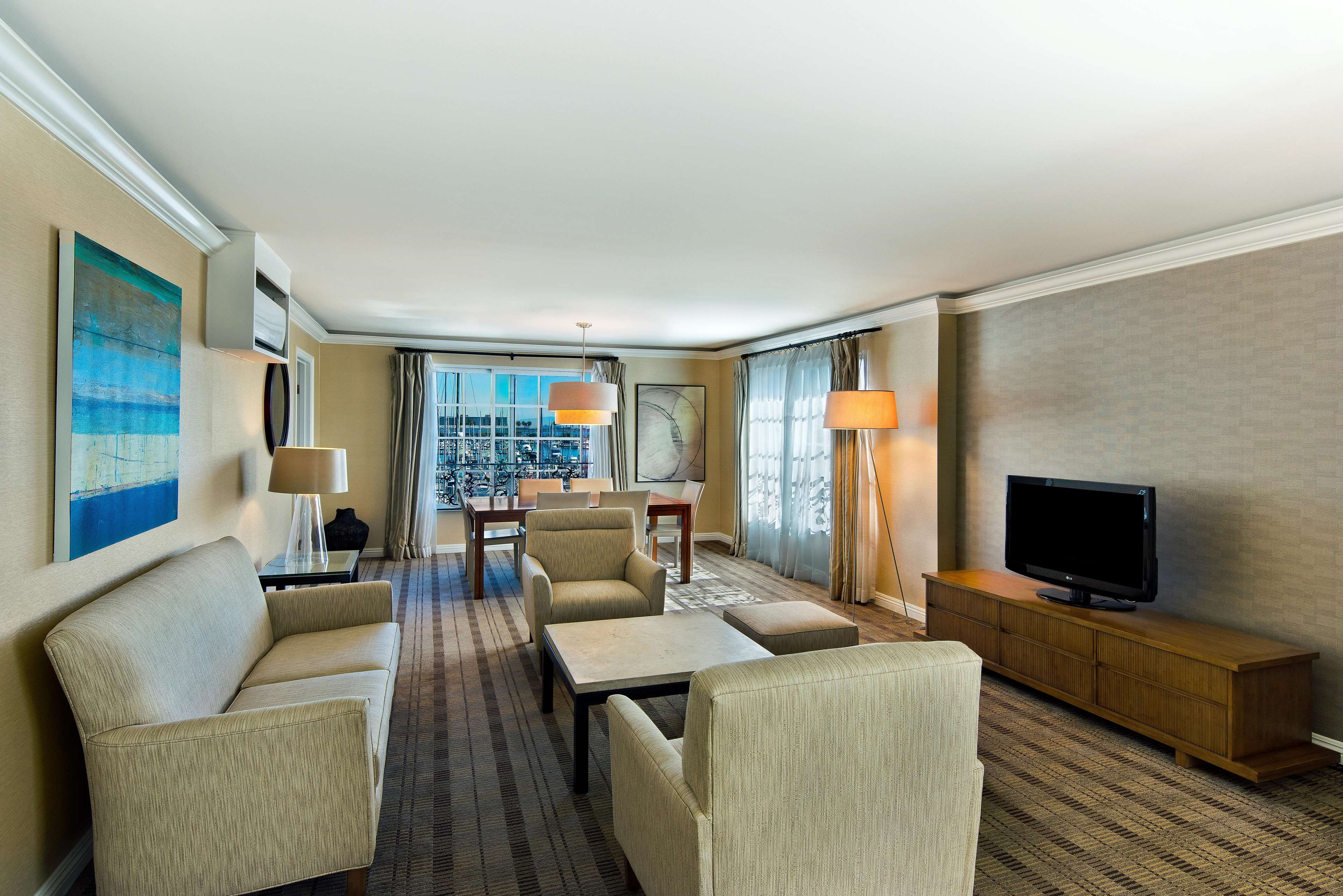 DoubleTree by Hilton Hotel San Pedro - Port of Los Angeles image 20