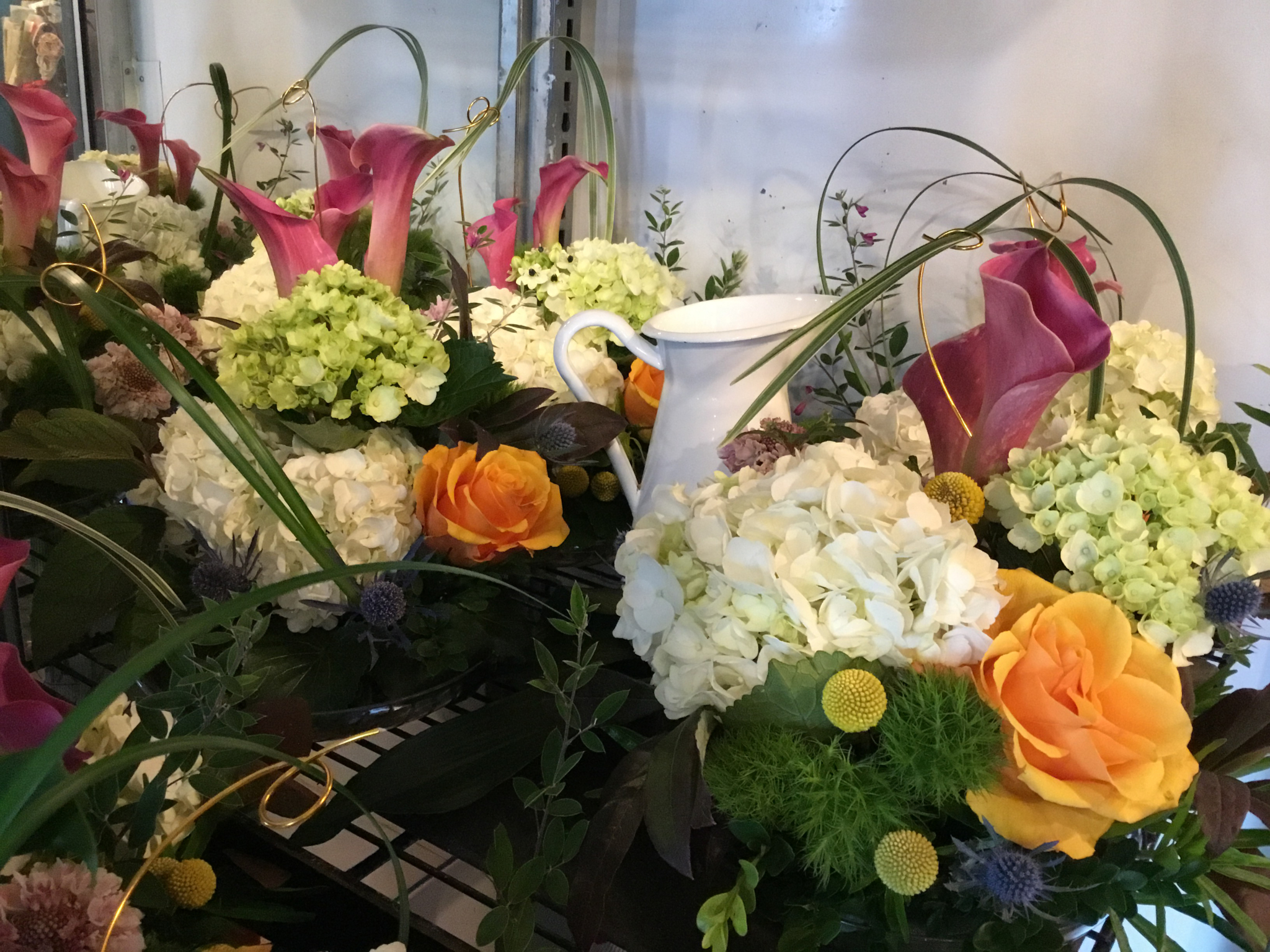 Les Halles en Fleurs Inc à Québec