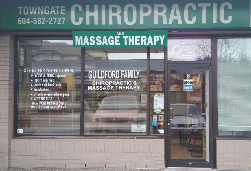 Guildford Family Chiropractic & Massage Therapy