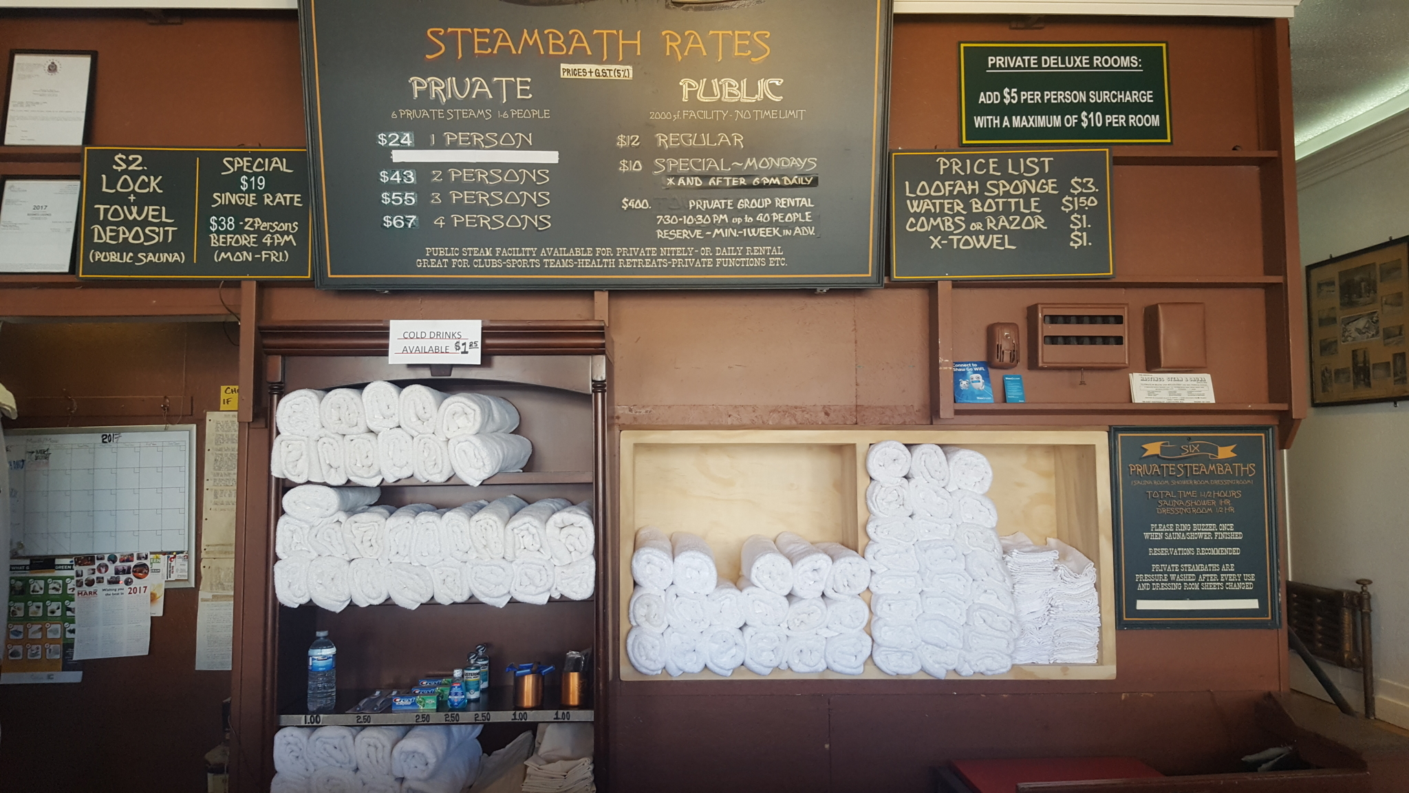 Hastings Steam & Sauna