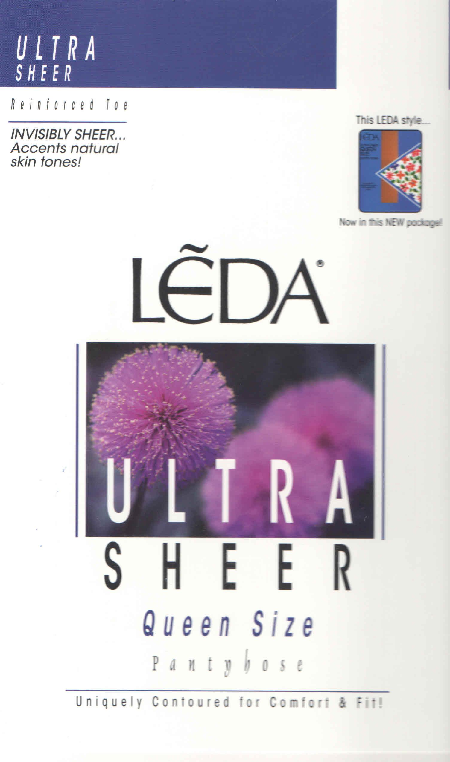 Leda Queen Size 1X-2X