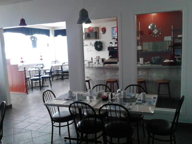 Restaurant L'Entre-Gens à Stornoway