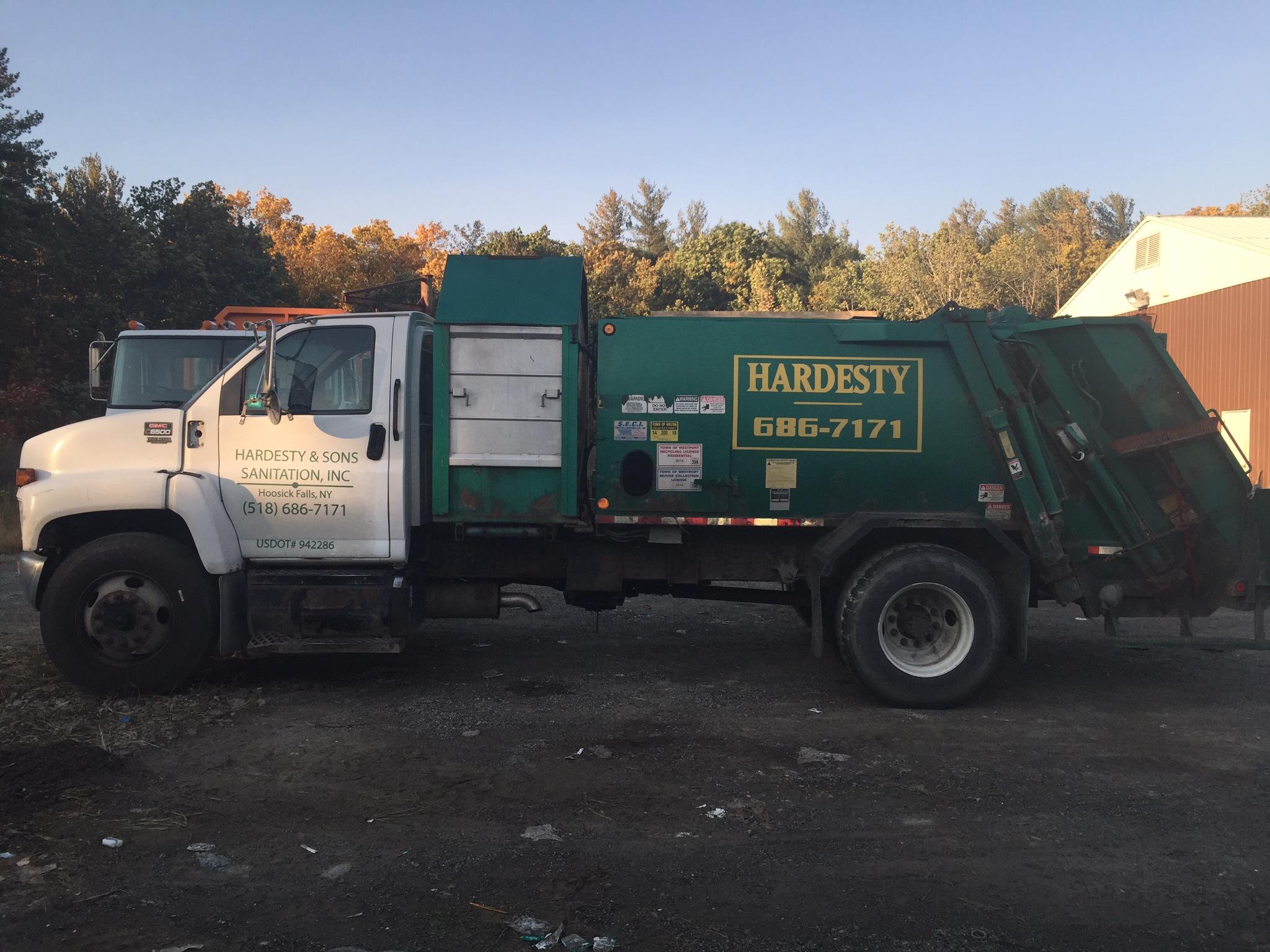 Hardesty And Son's Sanitation Inc image 0