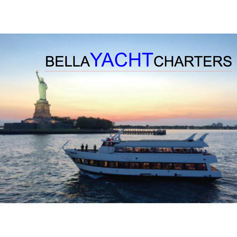 Bella yacht charters nyc weehawken nj company for Private fishing charters nj