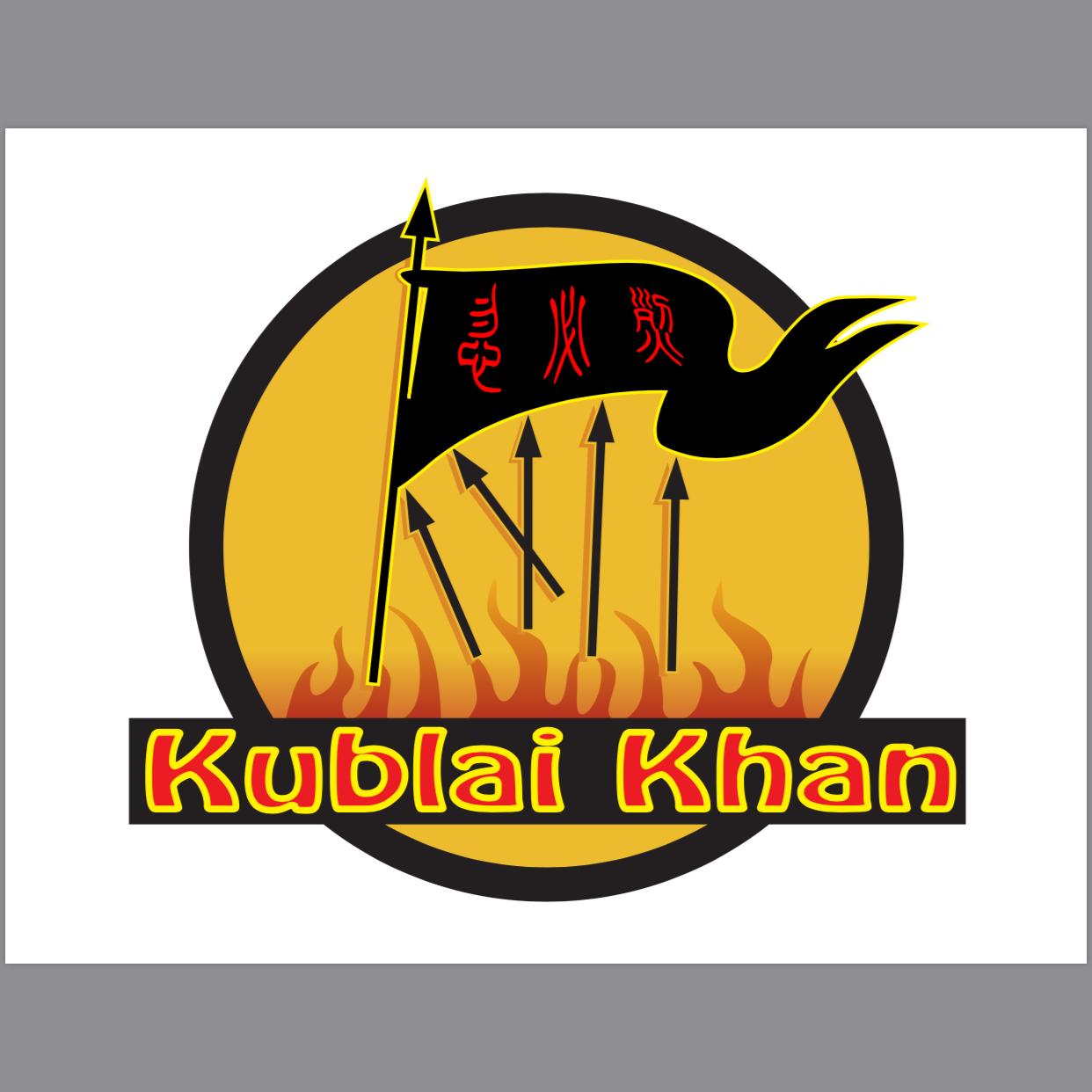 Kublai Khan Mongolian Grill & Sushi