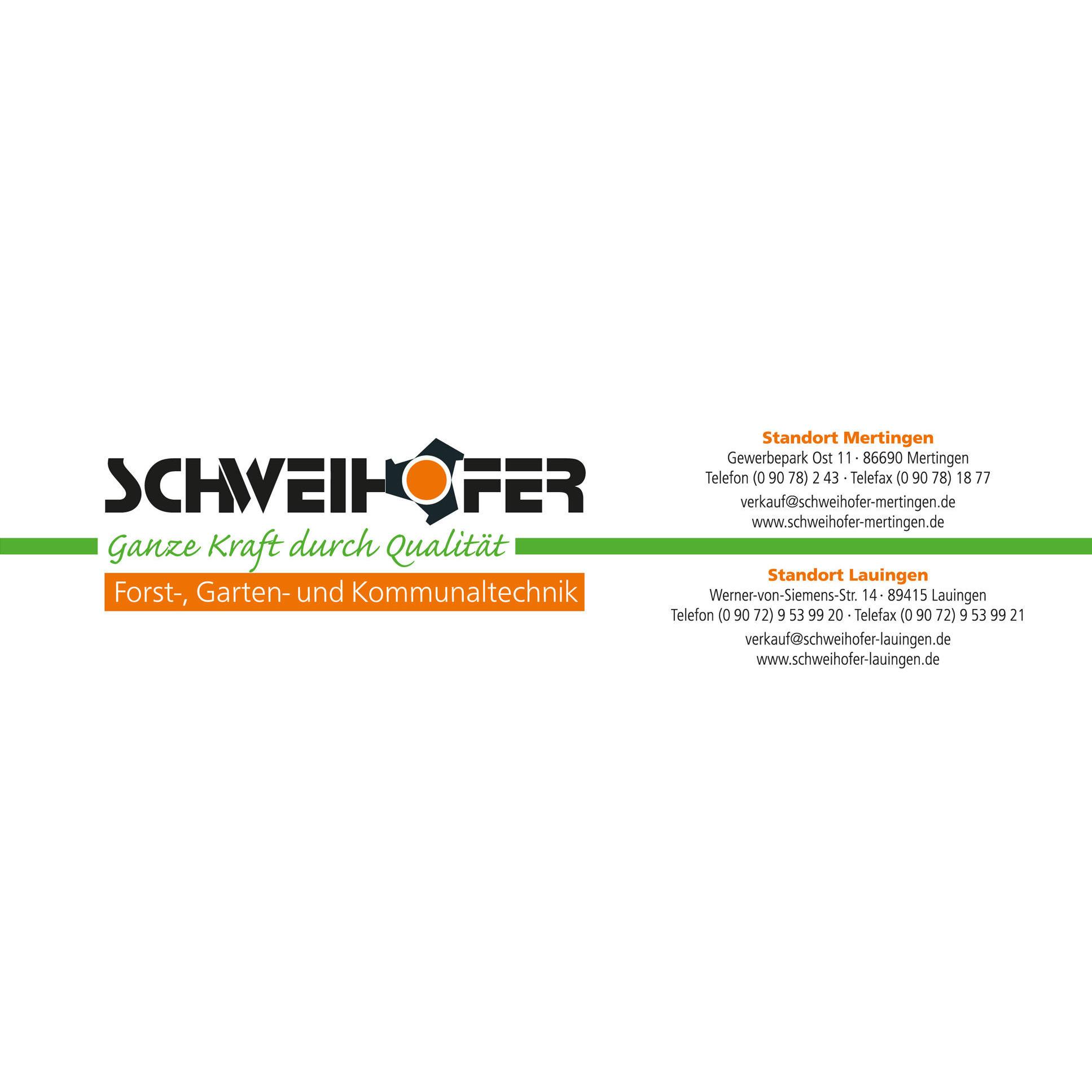 Logo von Winfried Schweihofer