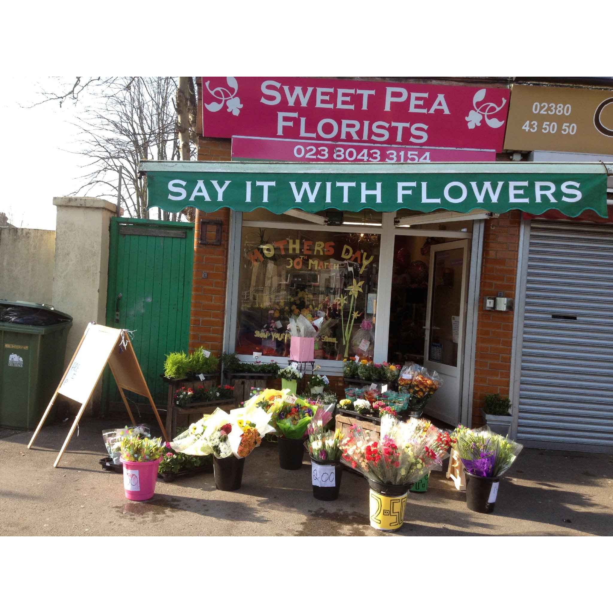 image of Sweet Pea Florists