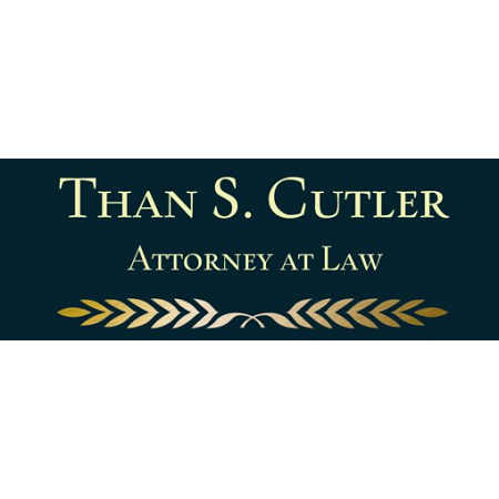 Than Cutler, Attorney at Law
