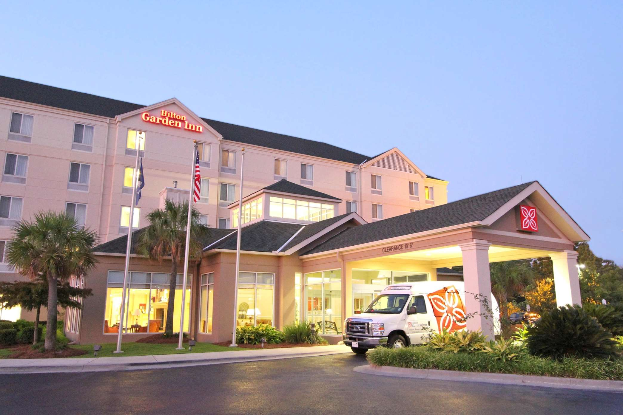 Hilton Garden Inn Baton Rouge Airport image 1