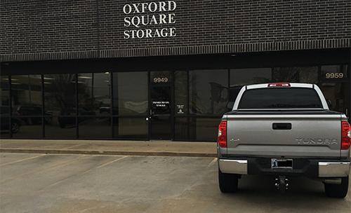Clean affordable storage
