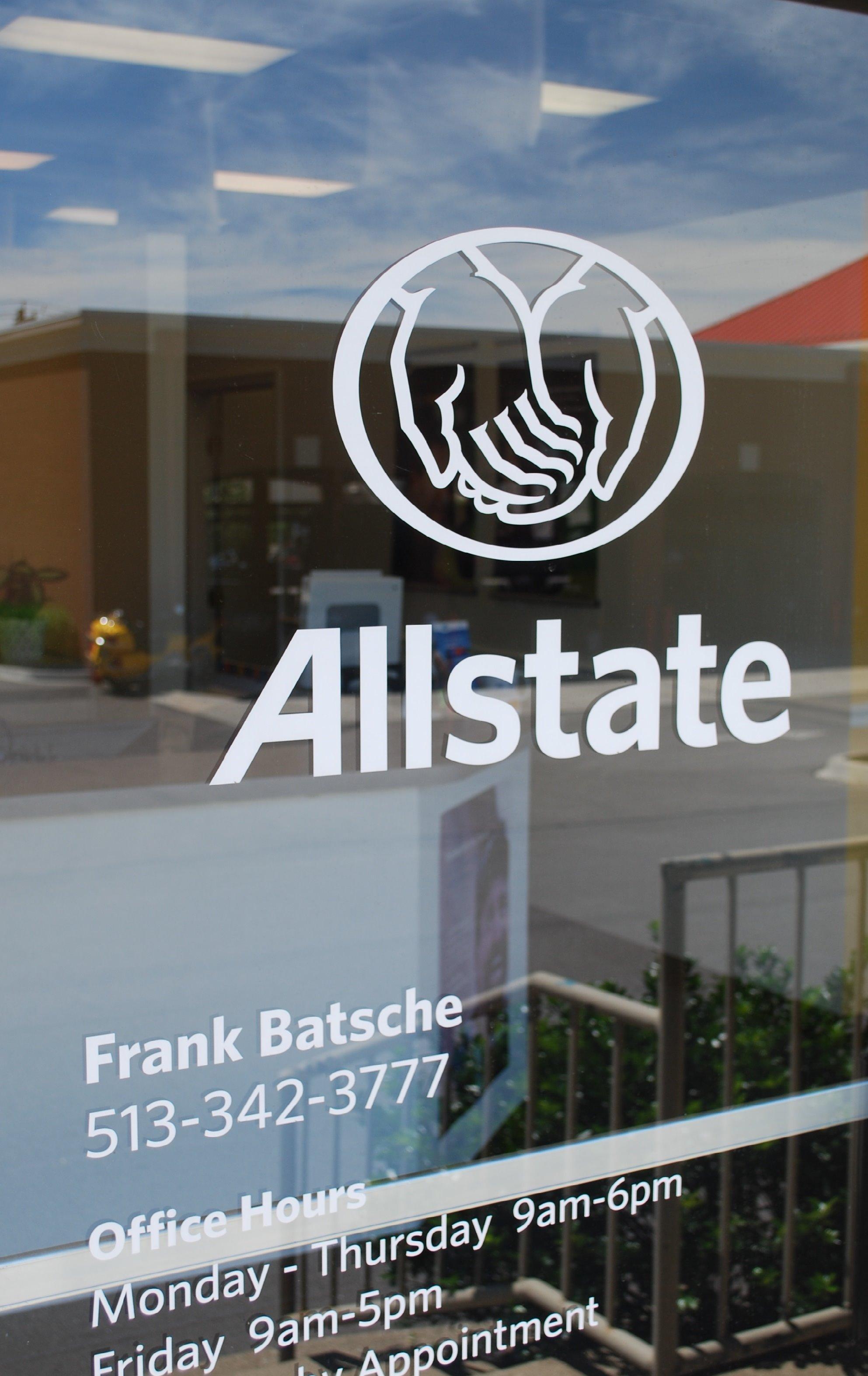 Frank Batsche: Allstate Insurance image 3