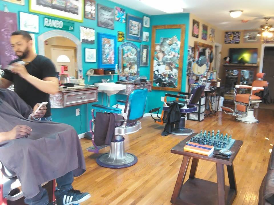 My T-Sharp Barbering Company image 2