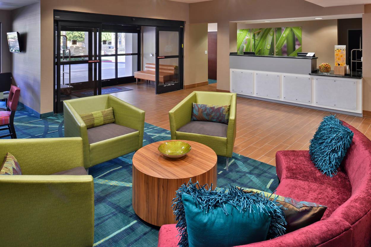 SpringHill Suites by Marriott Pasadena Arcadia image 2