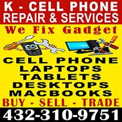 K - Cell Phone Repairs & Services