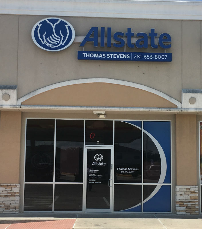 Thomas Stevens: Allstate Insurance