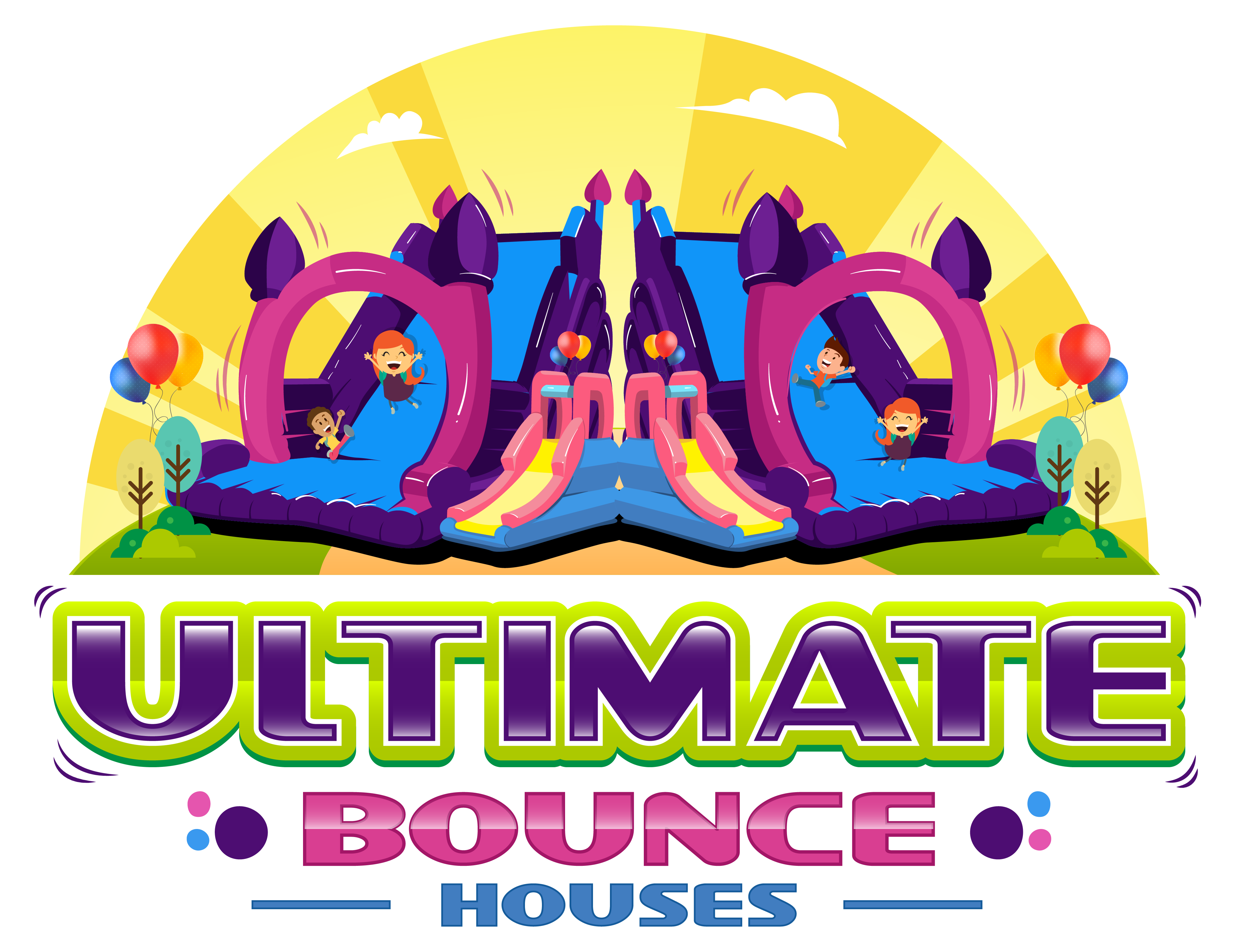 Ultimate Bounce Houses image 0