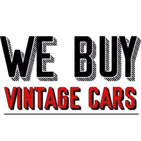 We Buy Vintage Cars